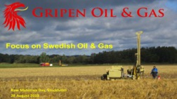 Gripen Oil & Gas - Företagspresentation